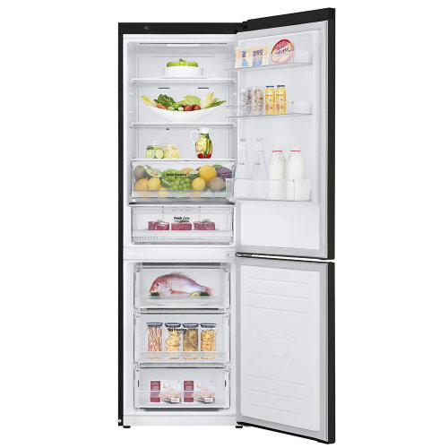 Kombinovani frižider LG GBB61BLHZN