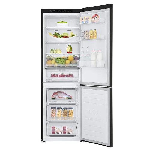 Kombinovani frižider LG GBB61BLJZN