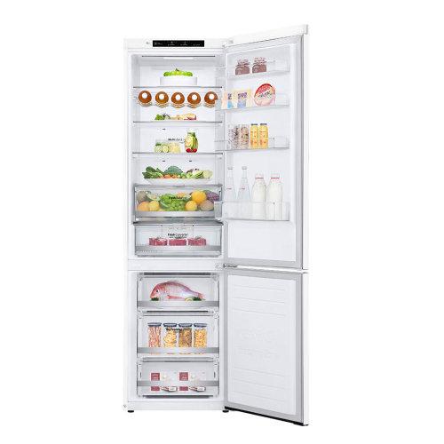 Kombinovani frižider LG GBB72SWEFN